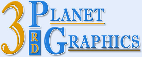 3rd Planet Graphics logo